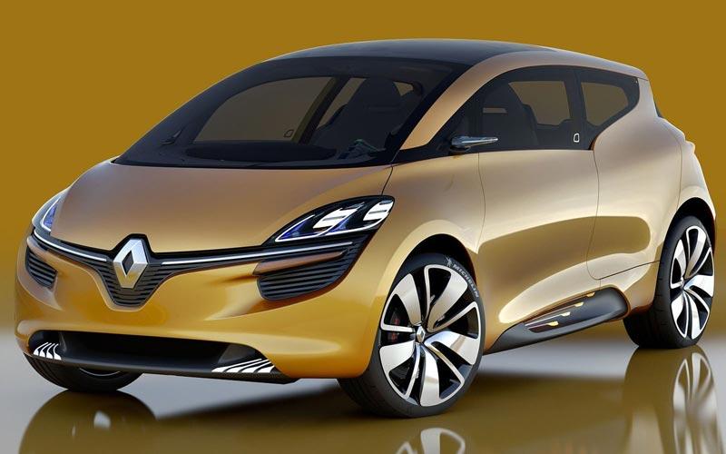 Фото Renault R-Space