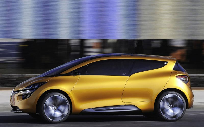 Фото Renault R-Space