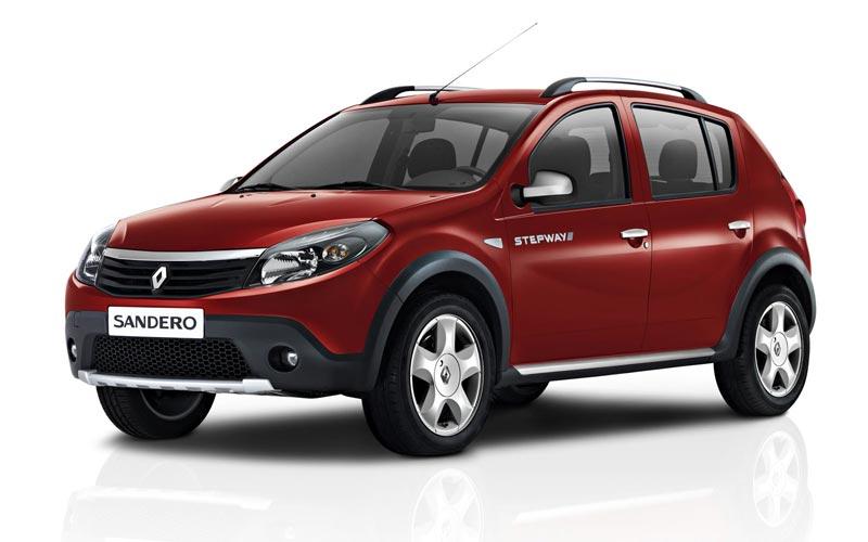 Renault Sandero Stepway: цена, технические характеристики ...