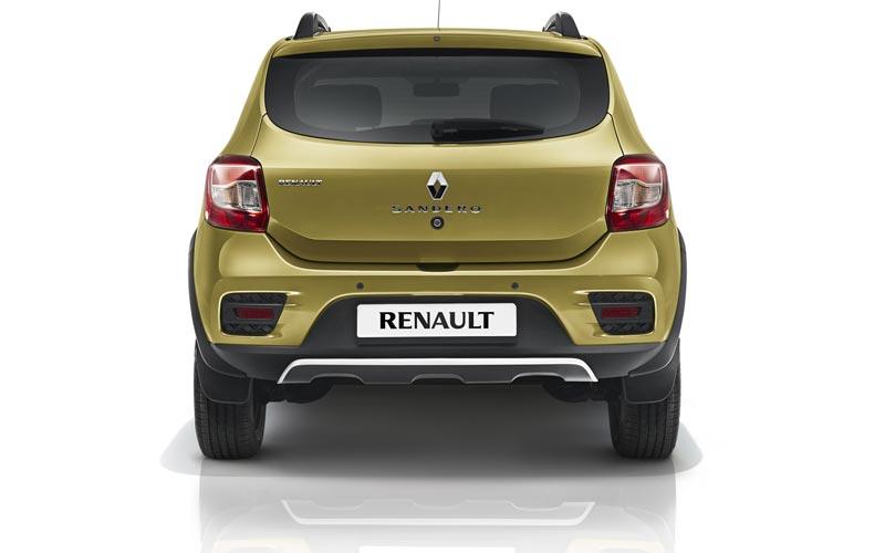 Фото Renault Sandero Stepway