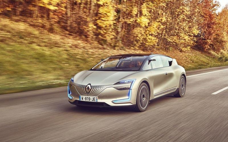 Фото Renault Symbioz 2 Concept
