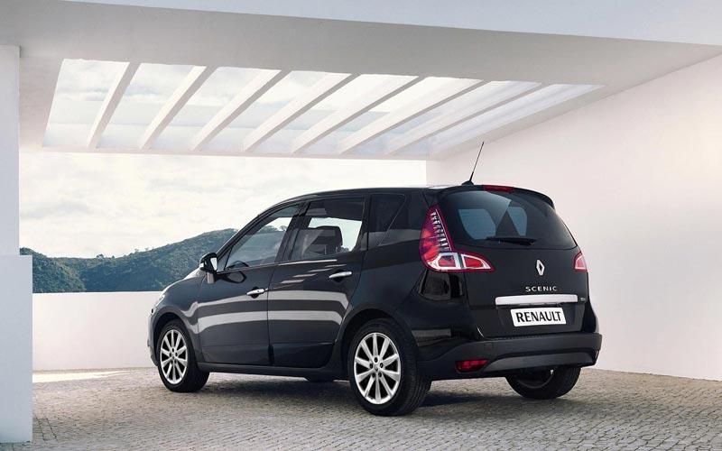 Фото Renault Scenic  (2009-2012)