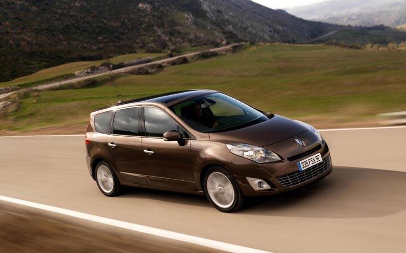 Фото Renault Scenic Grand  (2009-2012)