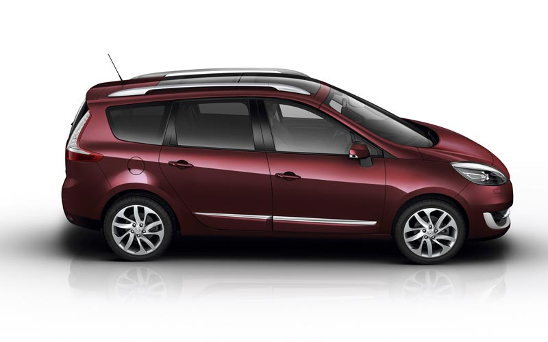 Фото Renault Scenic Grand  (2012-2013)