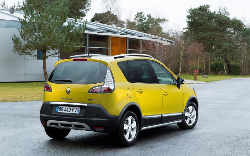 Фото Renault Scenic XMOD