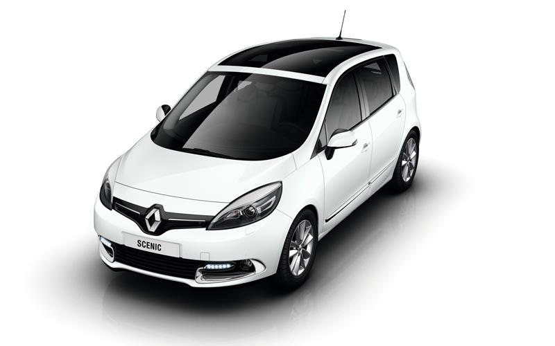 Фото Renault Scenic  (2013-2016)