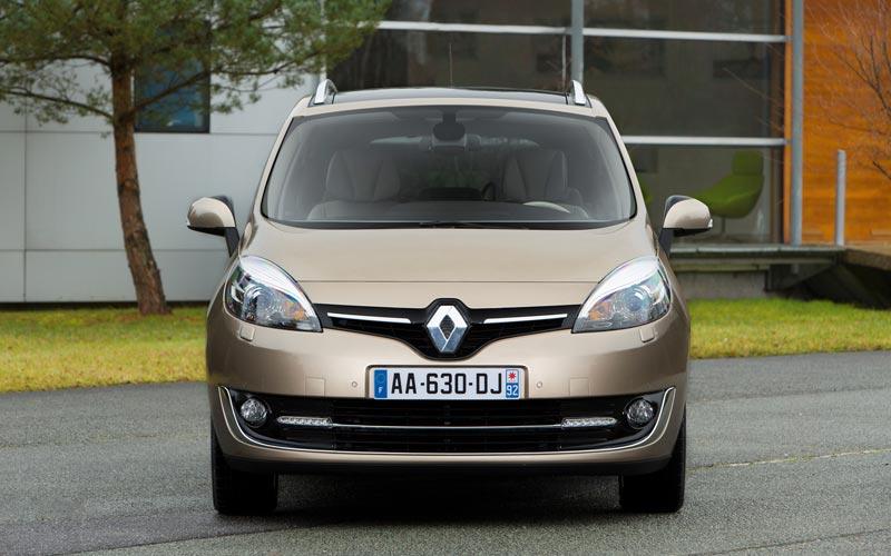 Фото Renault Scenic Grand  (2013-2016)