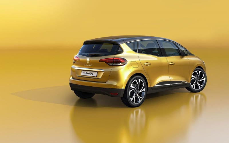 Фото Renault Scenic