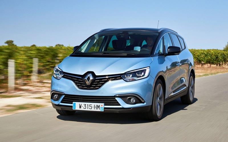 Фото Renault Scenic Grand