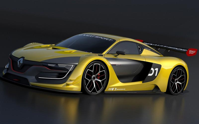 Фото Renault Sport RS 01
