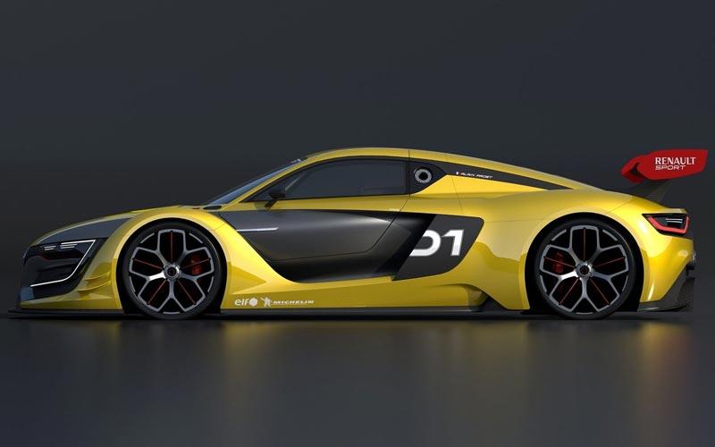 Фото Renault Sport RS 01