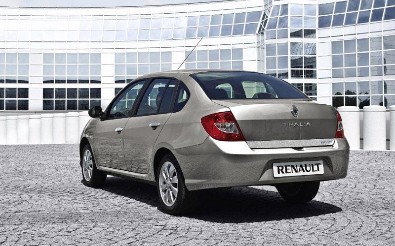 Фото Renault Symbol  (2008-2013)
