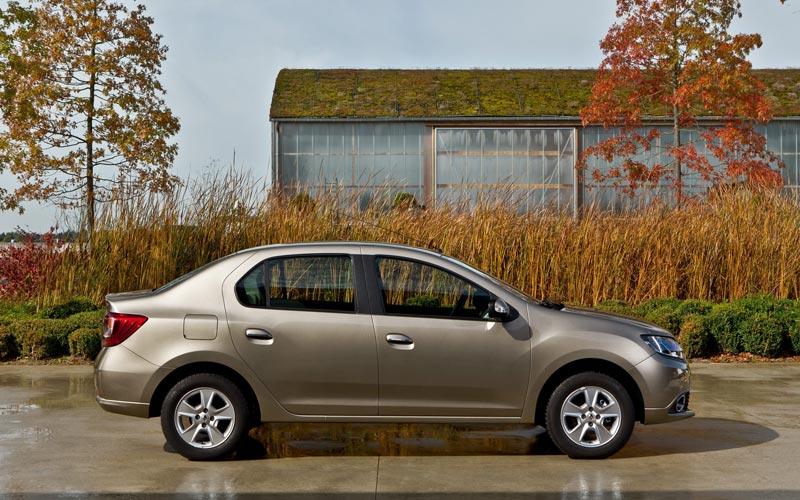 Фото Renault Symbol