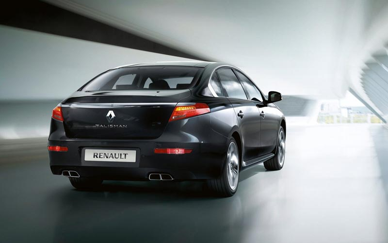 Фото Renault Talisman  (2012-2015)
