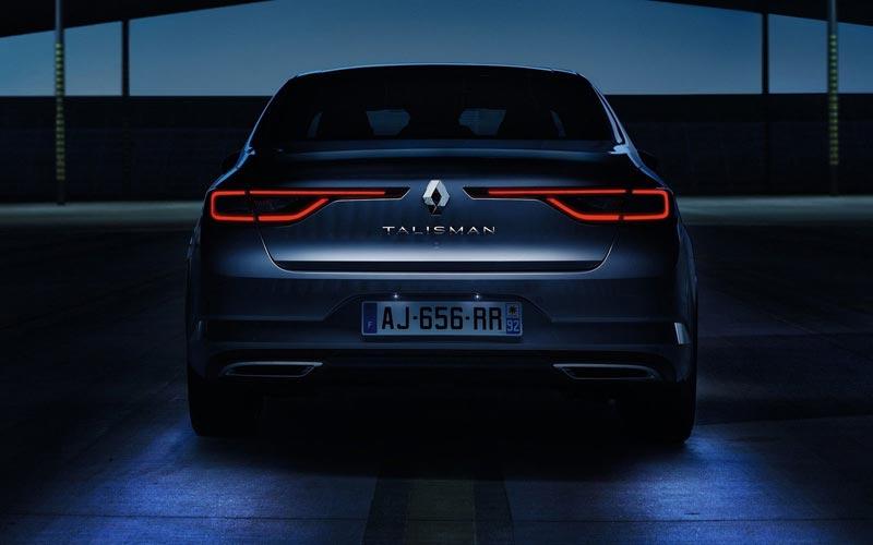 Фото Renault Talisman