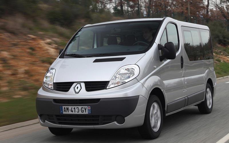Фото Renault Trafic