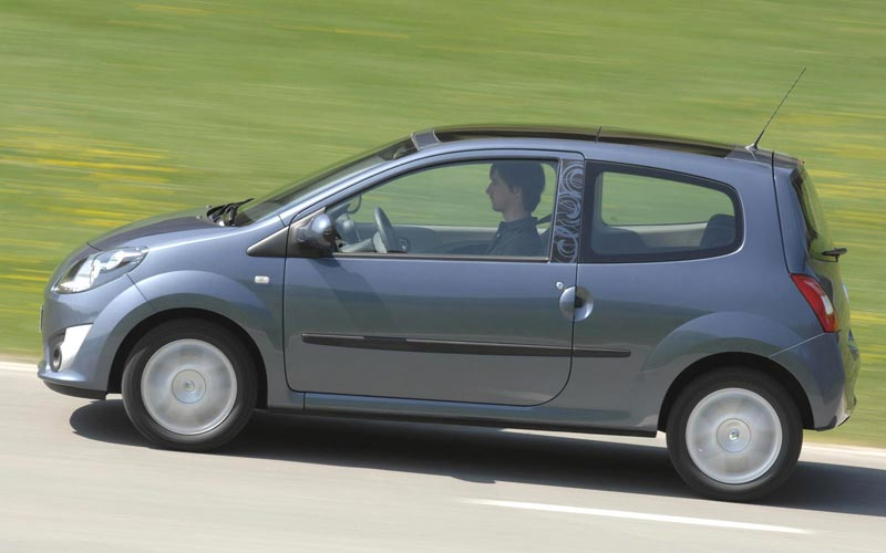 Фото Renault Twingo  (2007-2012)