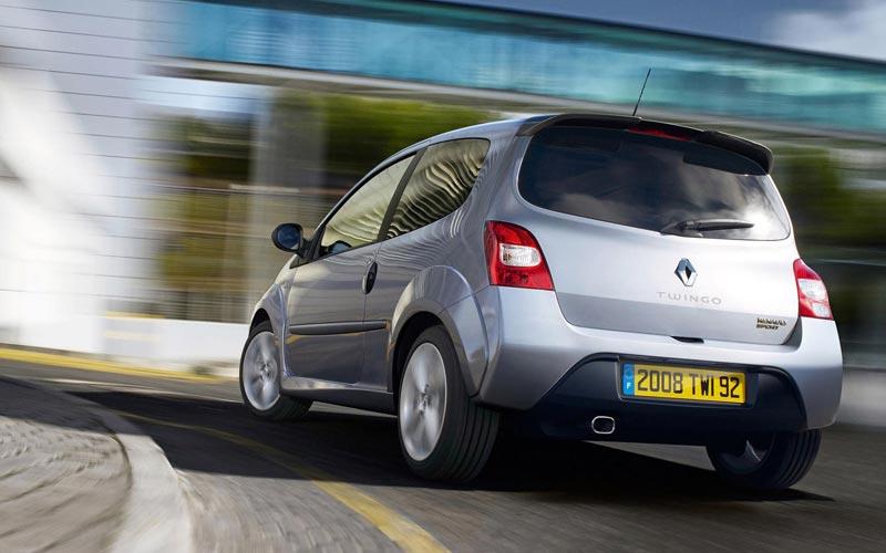 Фото Renault Twingo RS  (2008-2012)