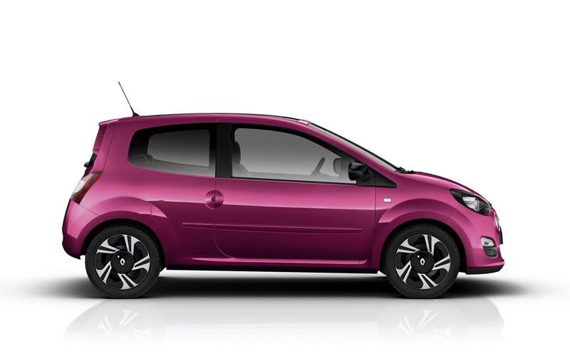 Фото Renault Twingo  (2012-2014)