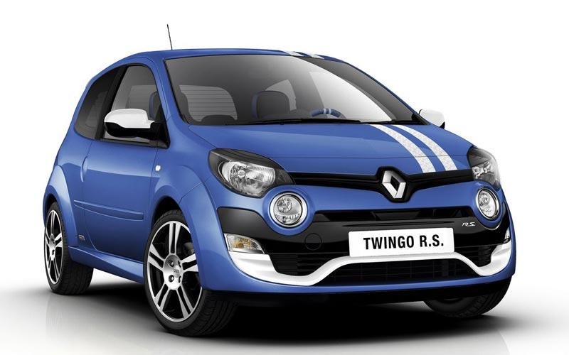 Фото Renault Twingo RS