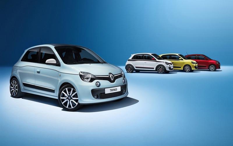 Фото Renault Twingo