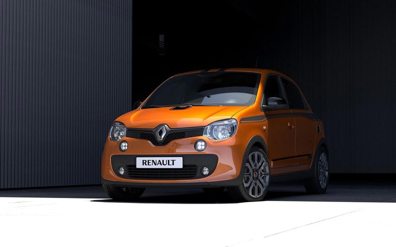 Фото Renault Twingo GT