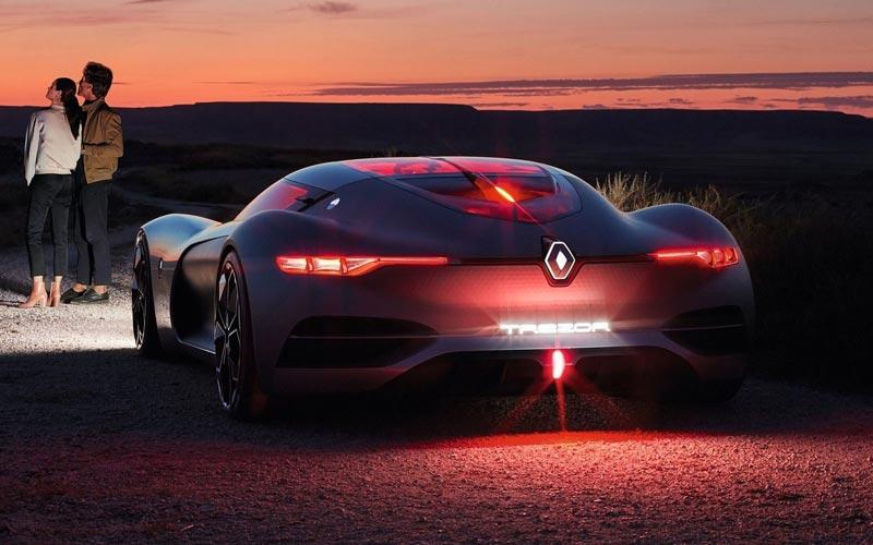 Фото Renault Trezor Concept