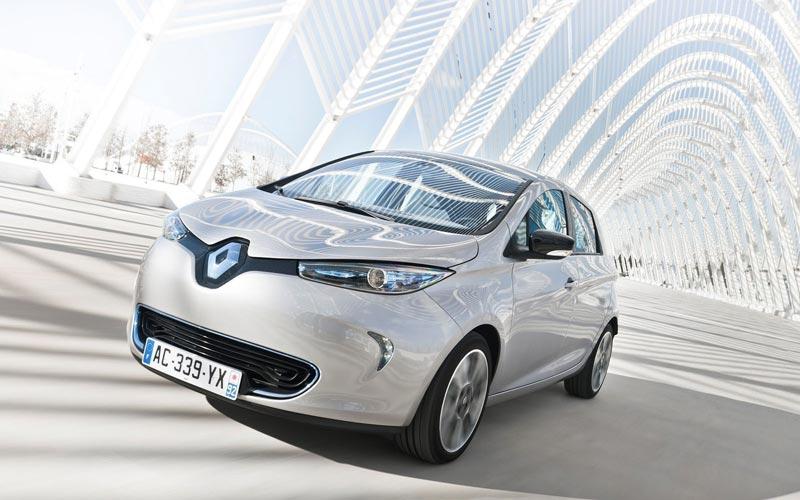 Фото Renault ZOE