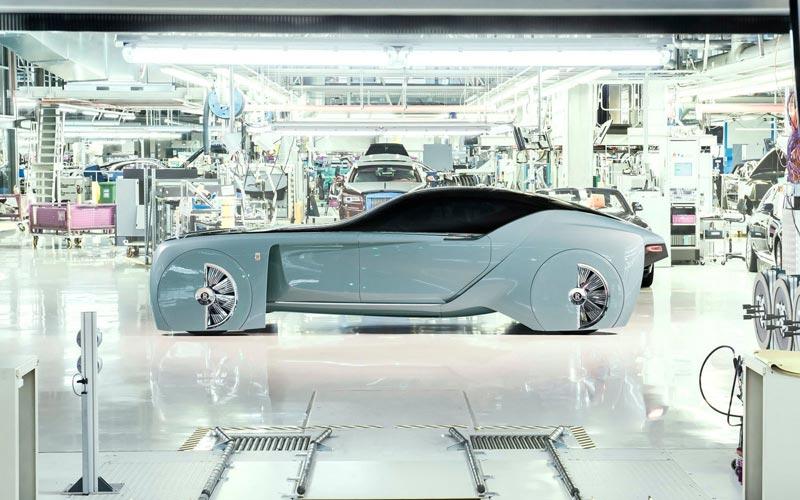 Фото Rolls-Royce 103EX Vision Next 100 Concept