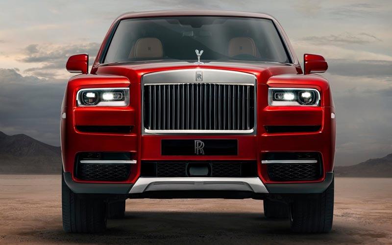 Фото Rolls-Royce Cullinan
