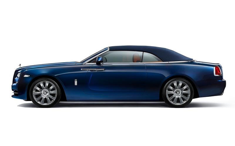 Фото Rolls-Royce Dawn