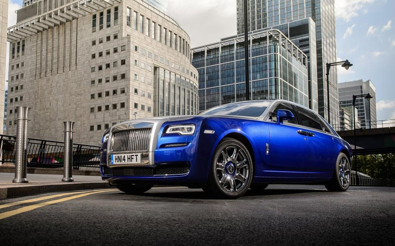 Фото Rolls-Royce Ghost