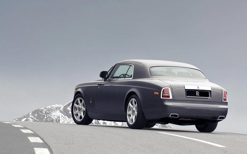 Фото Rolls-Royce Phantom Coupe  (2008-2012)