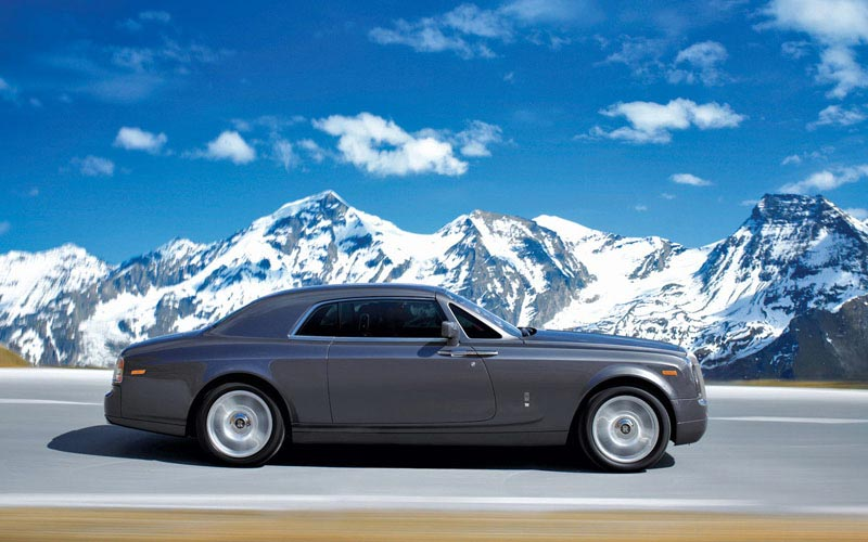 Фото Rolls-Royce Phantom Coupe  (2008-2012)
