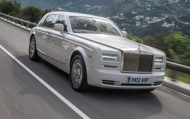 Фото Rolls-Royce Phantom  (2012-2017)