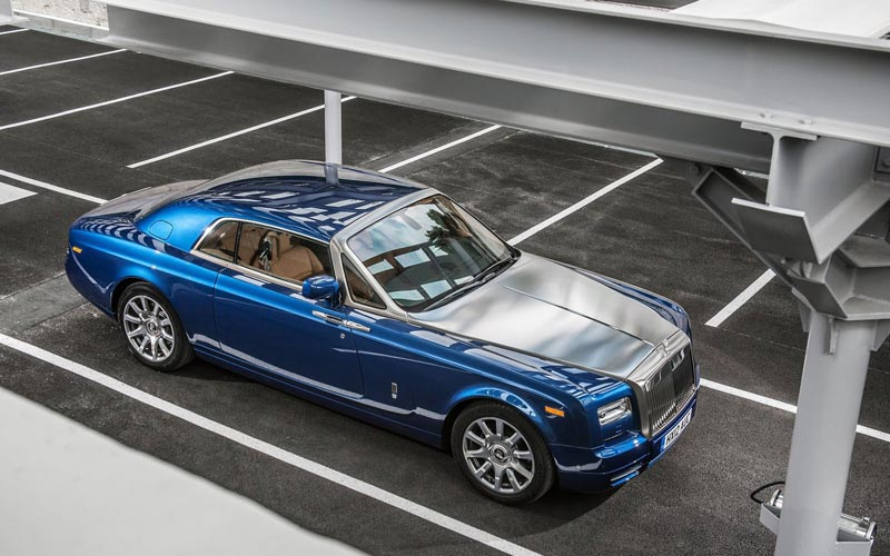 Фото Rolls-Royce Phantom Coupe