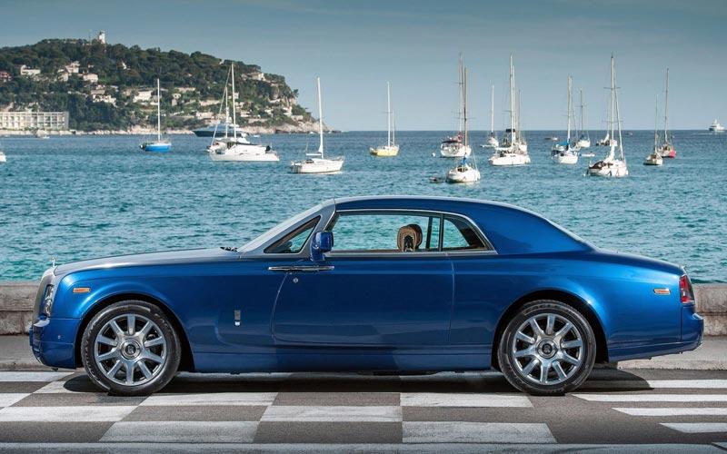 Фото Rolls-Royce Phantom Coupe