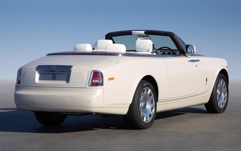 Фото Rolls-Royce Phantom Drophead Coupe