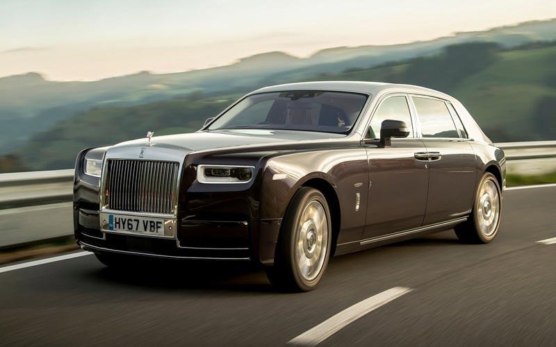 Фото Rolls-Royce Phantom 2017