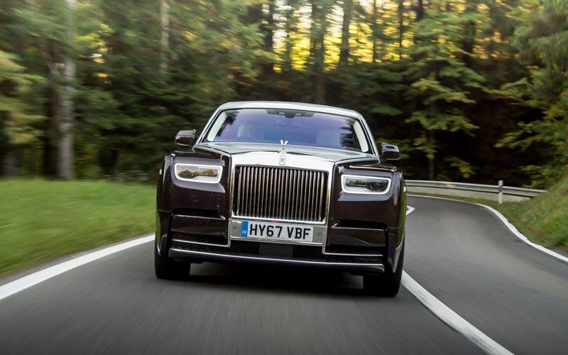 Фото Rolls-Royce Phantom