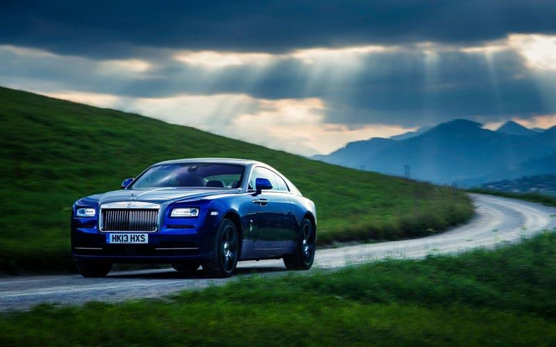 Фото Rolls-Royce Wraith