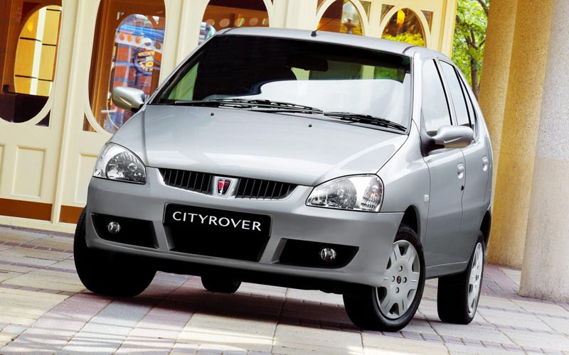 Фото Rover CityRover