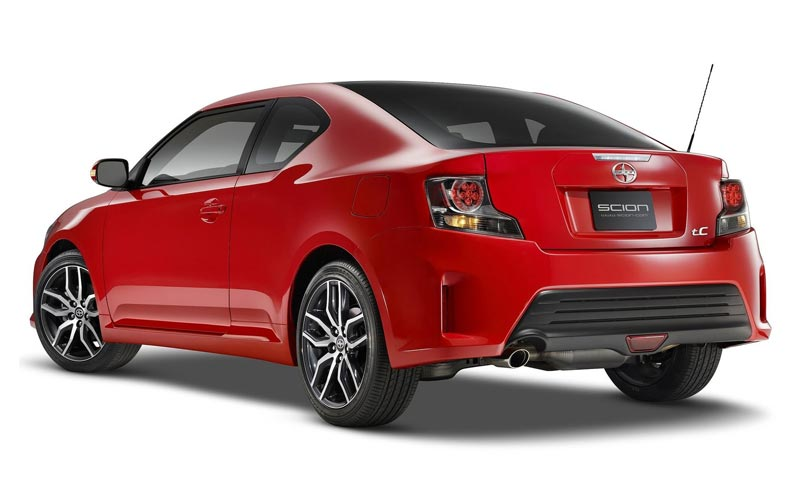 Фото Scion tC