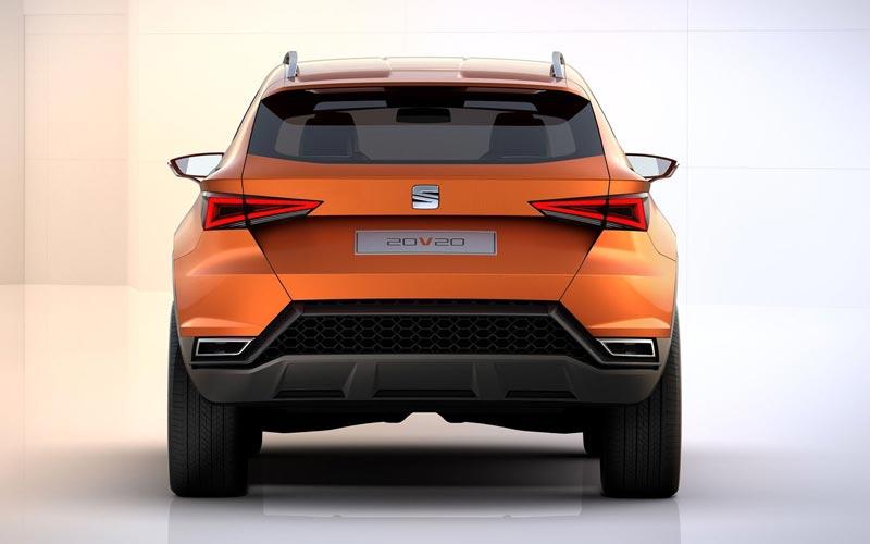 Фото SEAT 20V20 Concept