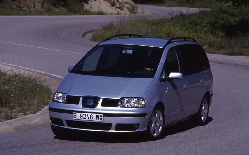 Фото SEAT Alhambra  (2000-2010)