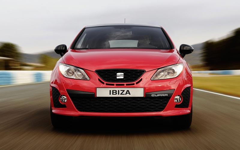 Фото SEAT Ibiza Cupra  (2008-2012)