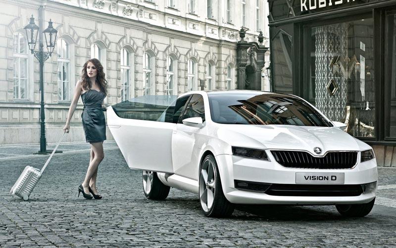 Фото Skoda Design Concept