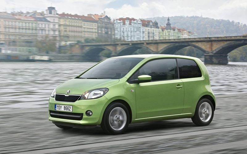 Фото Skoda Citigo 3-Door  (2012-2017)