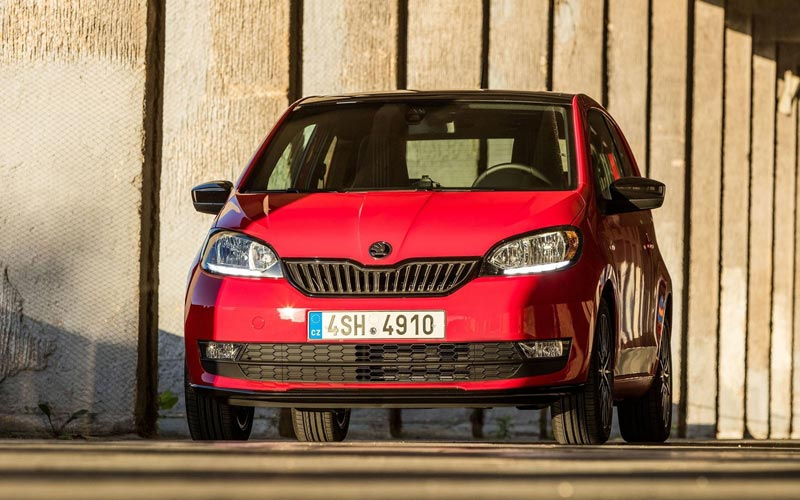 Фото Skoda Citigo 3-Door