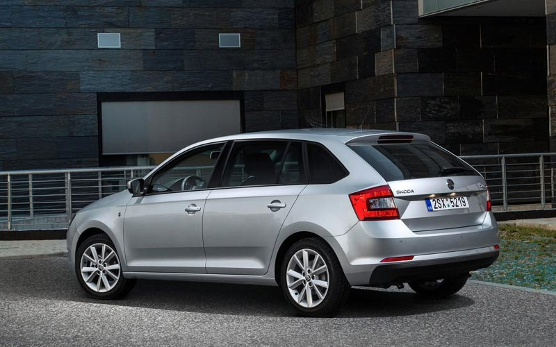 Фото Skoda Rapid Spaceback  (2013-2016)